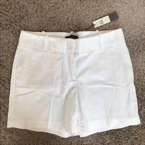 [Talbots] NWT White Shorts